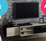 modern TV szekrény