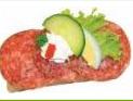 szarvas szalámis szendvics